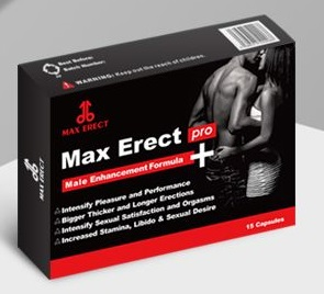 Apa ia Max Erect? Bagaimana ini kerja Tambahan?