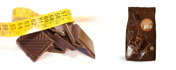 Berapa banyak itu Choco Mia? Bagaimana untuk perintah dari web pengeluar?