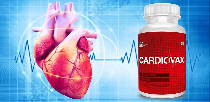 Cardiovax - komposisi, kesan, permohonan, sampingan kesan-kesan