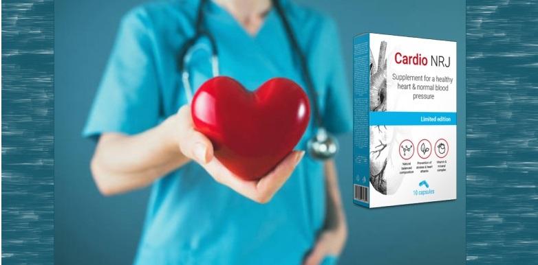 Cardio NRJ - komposisi, kesan, permohonan, sampingan kesan-kesan