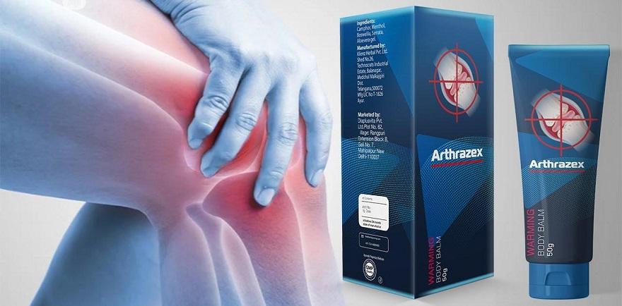 Arthrazex - komposisi, kesan, permohonan, sampingan kesan-kesan